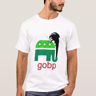 Chemise républicaine de Golfe de flaque d'huile de T-shirt