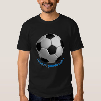 Chemisette Passionnée de football Tee Shirts