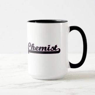Chemist Classic Job Design Mug