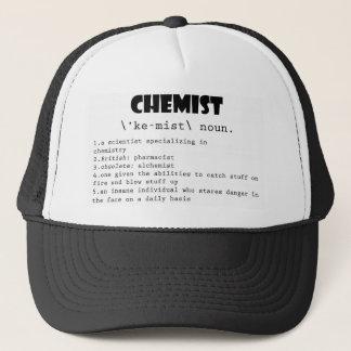 Chemist Definition Trucker Hat
