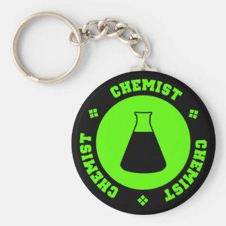Chemist Keychain