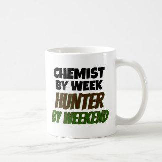 Chemist Loves Hunting Coffee Mug