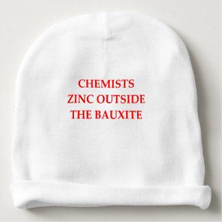 chemistry baby beanie