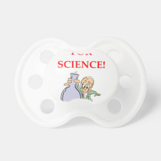 chemistry baby pacifier