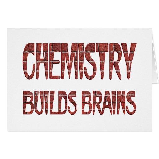 Chemistry Builds Brains Cards