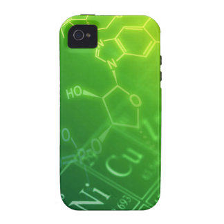 Chemistry Case-Mate iPhone 4 Covers