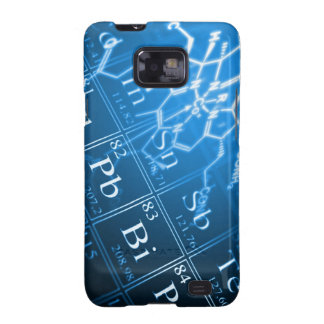 Chemistry Galaxy SII Cases