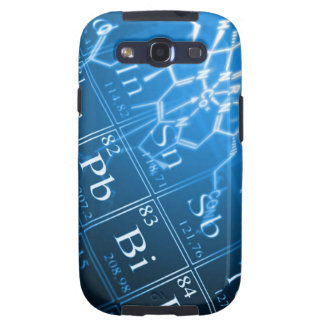Chemistry Samsung Galaxy SIII Cover
