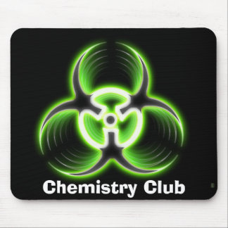 Chemistry, Chemistry Club Mouse Pad
