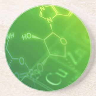 Chemistry Drink Coaster