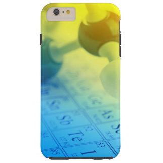 Chemistry concept tough iPhone 6 plus case