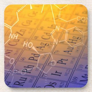 Chemistry Coaster