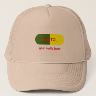 Chemistry Is Beautiful Trucker Hat