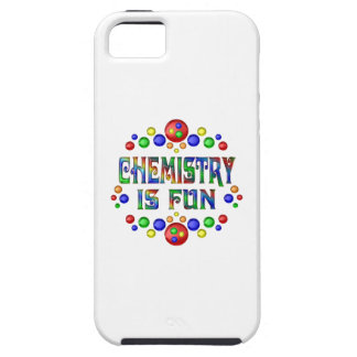 Chemistry is Fun iPhone 5 Cases