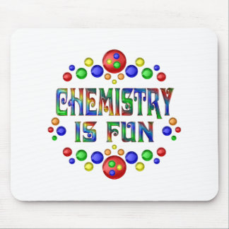 Chemistry is Fun Mouse Pad