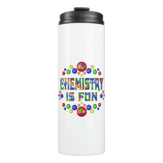 Chemistry is Fun Thermal Tumbler