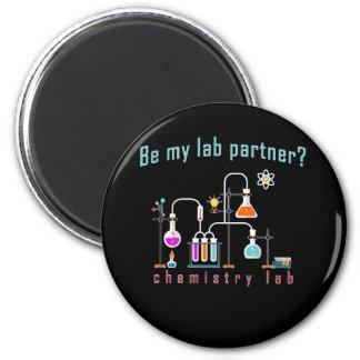 Chemistry lab magnet