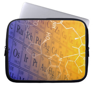 Chemistry Computer Sleeves
