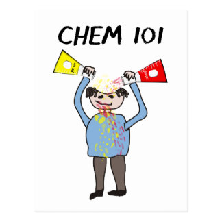 Chemistry Lovers Gifts Postcard