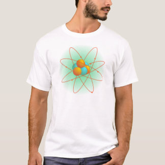 chemistry, nucleus, atomic. big-bang T-Shirt