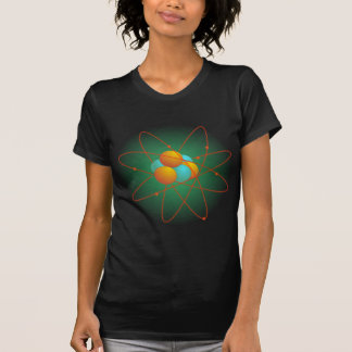 chemistry, nucleus, atomic. big-bang tshirt