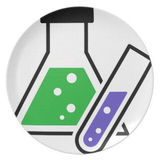 Chemistry Plate