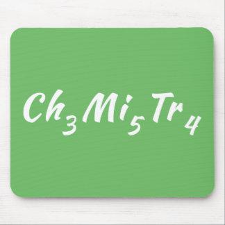 Chemistry Puzzle Mousepad