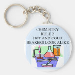 chemistry rule 2 key chains
