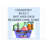chemistry rule 2 post cards