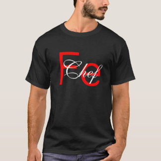 Chemistry Science Major Fe Chef Iron Gift T-Shirt