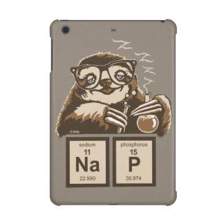 Chemistry sloth discovered nap iPad mini retina covers