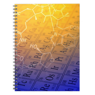 Chemistry Spiral Note Book