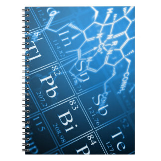 Chemistry Spiral Note Books