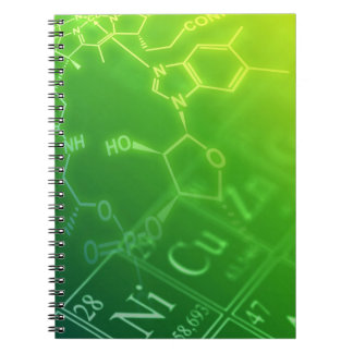 Chemistry Spiral Note Books