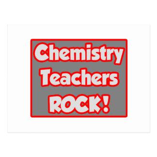 Chemistry Teachers Rock! Postcards
