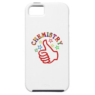 Chemistry Thumbs Up Case For The iPhone 5