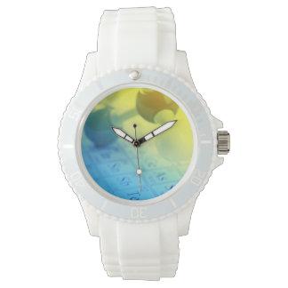 Chemistry Wristwatch
