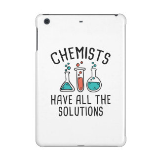 Chemists Have All The Solutions iPad Mini Case