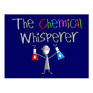 Chemists Humor T-Shirts & Gifts Postcard