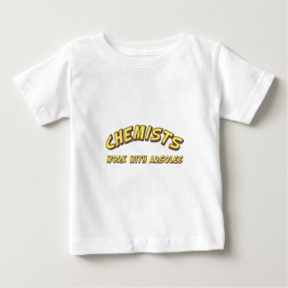 Chemists Work WIth Arsoles Baby T-Shirt