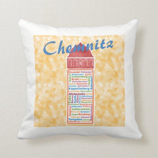 Chemnitz Throw Pillow