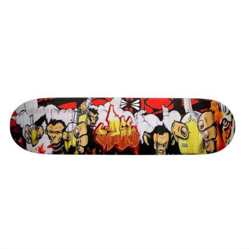 Chemo Chimps Sk8 Board Skate Board Decks