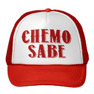Chemo Sabe hat in Red