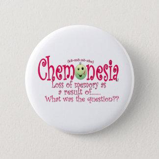 chemoblackPINK(1) 2 Inch Round Button