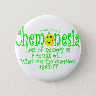 chemoNEON 2 Inch Round Button