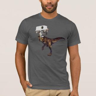 ChemRex (men, green laser) T-Shirt