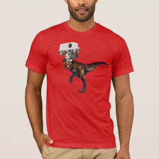 ChemRex (men, yellow laser) T-Shirt