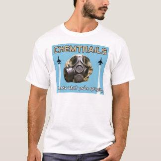 Chemtrails Spraying T-Shirt