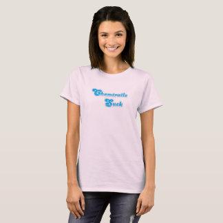 Chemtrails Suck Women's T-Shirt