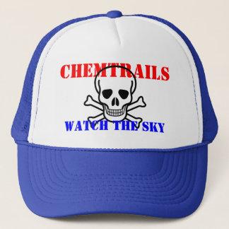 Chemtrails Trucker Hat